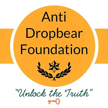 The Anti Dropbear Foundation by aughtie