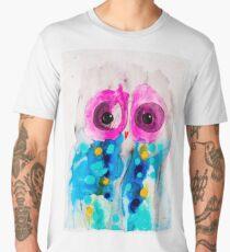 Moments Owl Men's Premium T-Shirt