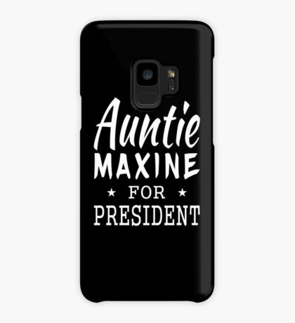 Auntie Maxine For President Case/Skin for Samsung Galaxy