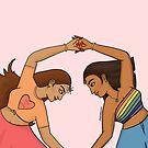 Pride Girls by Emmen Ahmed