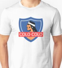Colo-Colo logo Unisex T-Shirt