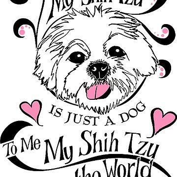 My Shih Tzu World by Meow-Baby3