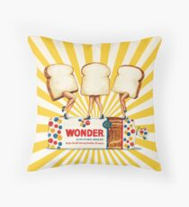 Wonder Women Throw Pillow