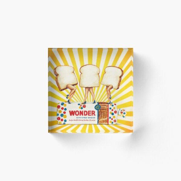 Wonder Women Acrylic Block