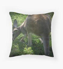 Kanga Throw Pillow