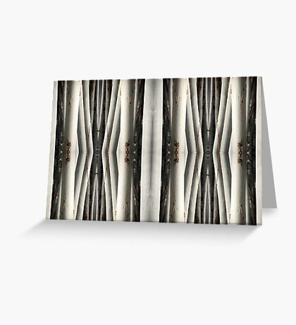 Eucalypt forest • Warrawong Sanctuary, South Australia Greeting Card