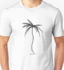 Palm Tree, Illustration Unisex T-Shirt