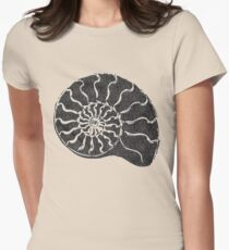 Ammonite with pattern... T-Shirt