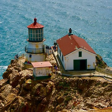 Point Reyes Lighthouse by lenzart