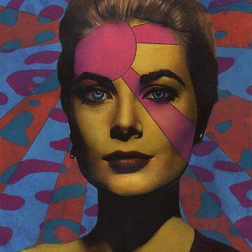 Grace Kelly. Tokyo Series by AudreyAngel