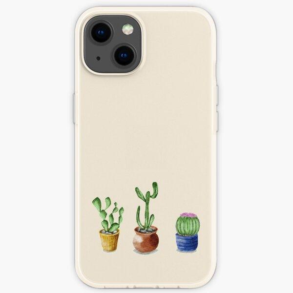 Cactus Coque souple iPhone