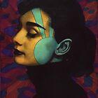 Audrey Hepburn. Tokyo Series by Audrey Angel