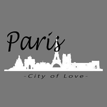 Paris is a city of love by meso8787