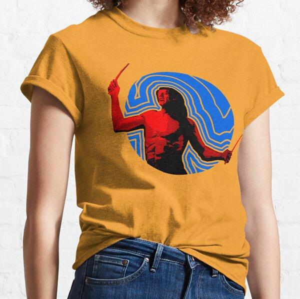 DRUMMER Soundwave Figure Classic T-Shirt