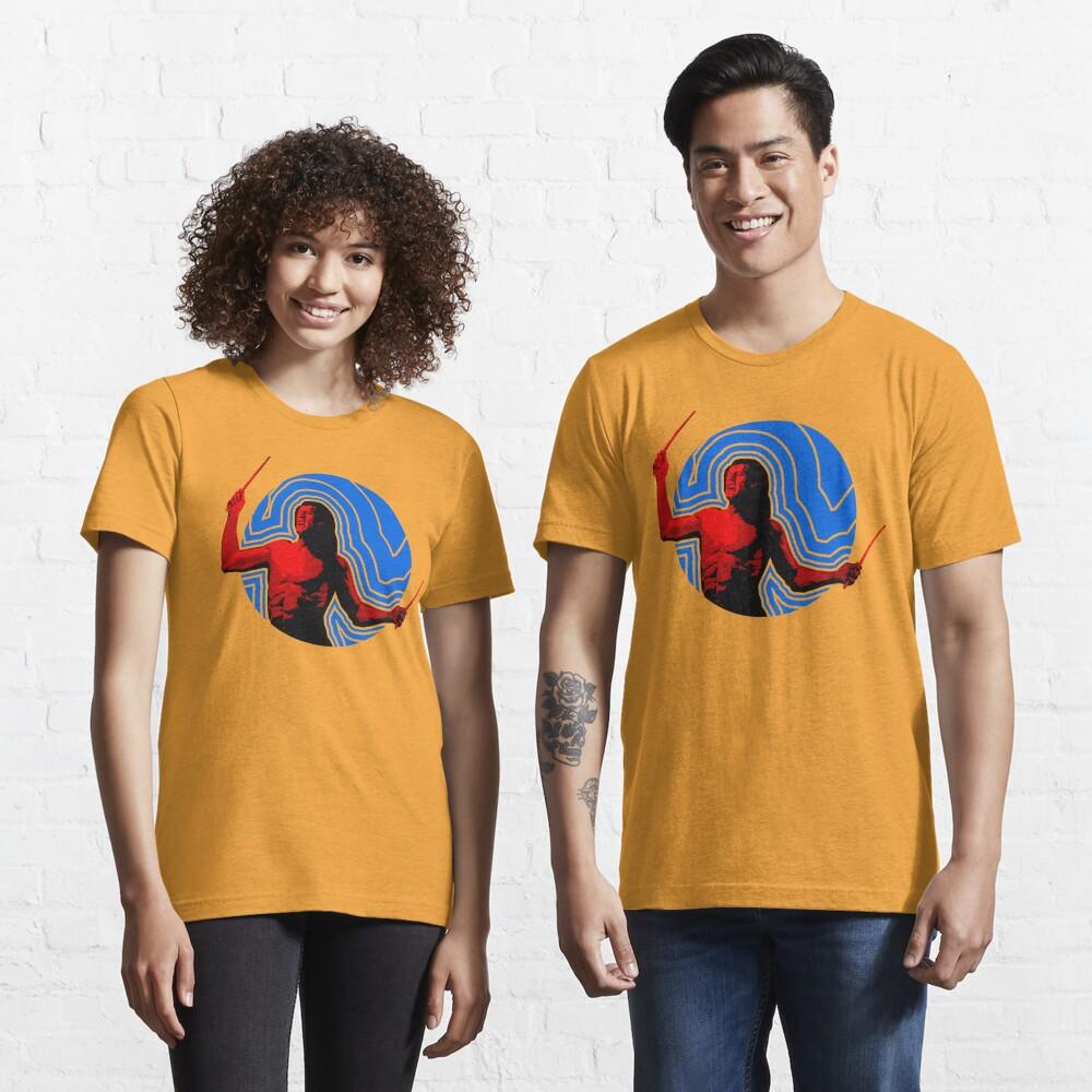 DRUMMER Soundwave Figure Essential T-Shirt
