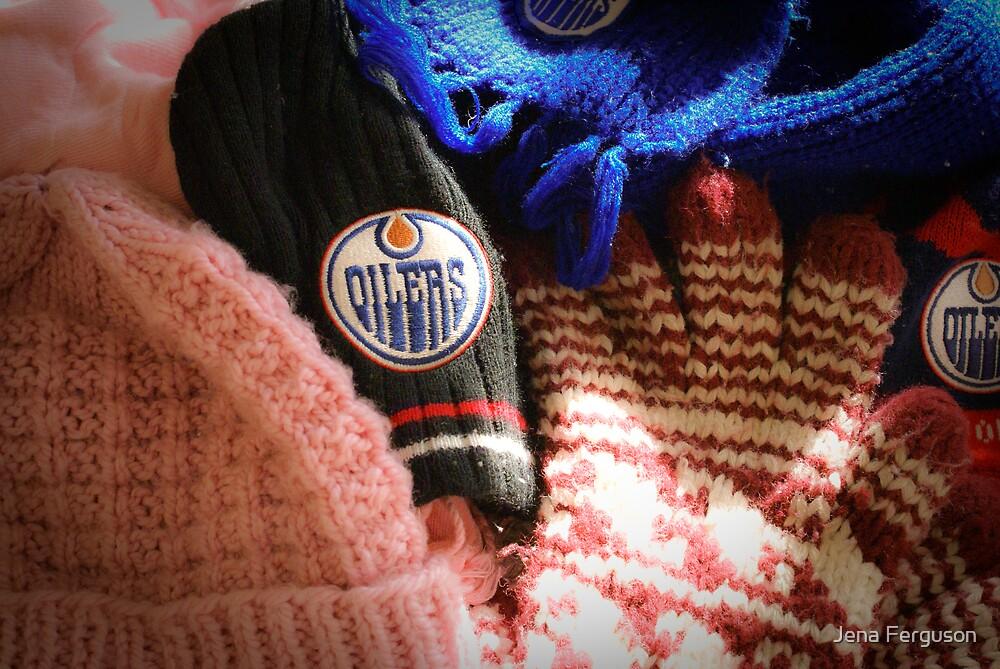 Canadian Winter by Jena Ferguson