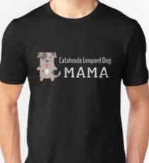 Catahoula Leopard Dog Mama Unisex T-Shirt