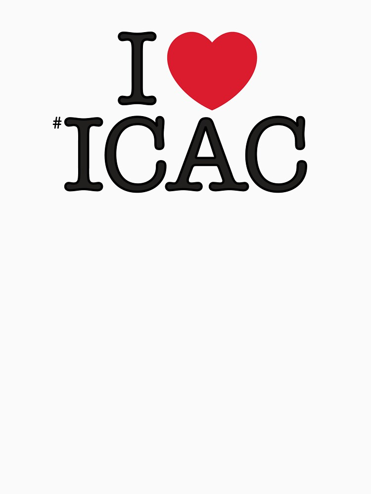 I ♥ #ICAC by animo