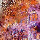 Barcelona, Casa Batllo by Andrea Mazzocchetti