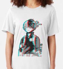 Shoto Todoroki  Slim Fit T-Shirt