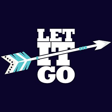 Let It Go Shirt Gift For Archery Fans Men Women Boys Girls, Archery Shirt, Archery Gift, Archery, Arrow, Arrow Shirt, Arrow Gift, Gift For Archery, Archer, Archer Shirt, Gift For Archer by artbyanave