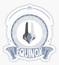 EQUINOX - LIMITED EDITION Sticker