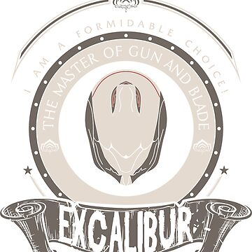 EXCALIBUR - LIMITED EDITION by exionstudios