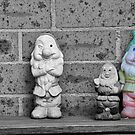 The Smoking Gnome by Jen Waltmon