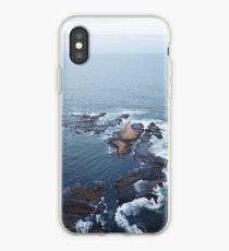 Samurai Eboshi - Warrior's Hat Rock iPhone Case
