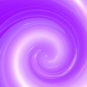 Abstract purple design with light twirl by Shoshina