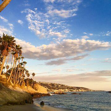 Rockpile beach in Laguna  by Kgphotographics