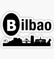 Bilbao ist nicht Spanien Sticker