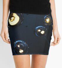 Globes of Golden Light Mini Skirt
