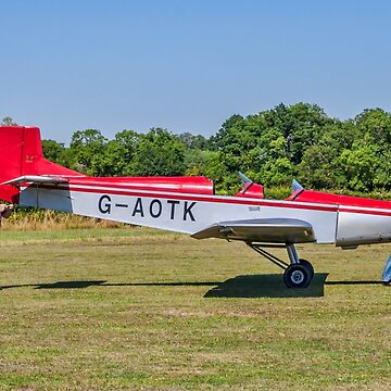TK Flying D.5 Turbi G-AOTK by oscar533