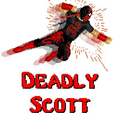 Deadly Scott Scorpion - QWA  by Chewfactor