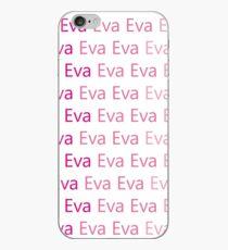 Eva iPhone Case