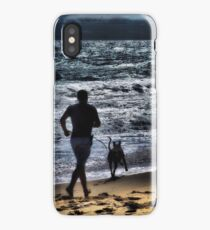 Joggin Wit Dad iPhone Case/Skin