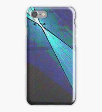 BLACK Electronic Underground #13 iPhone Case/Skin