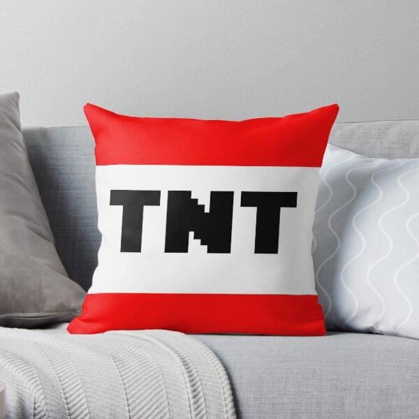 TNT Throw Pillow