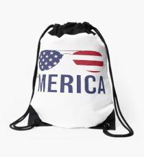 Merica 'Merica Drawstring Bag