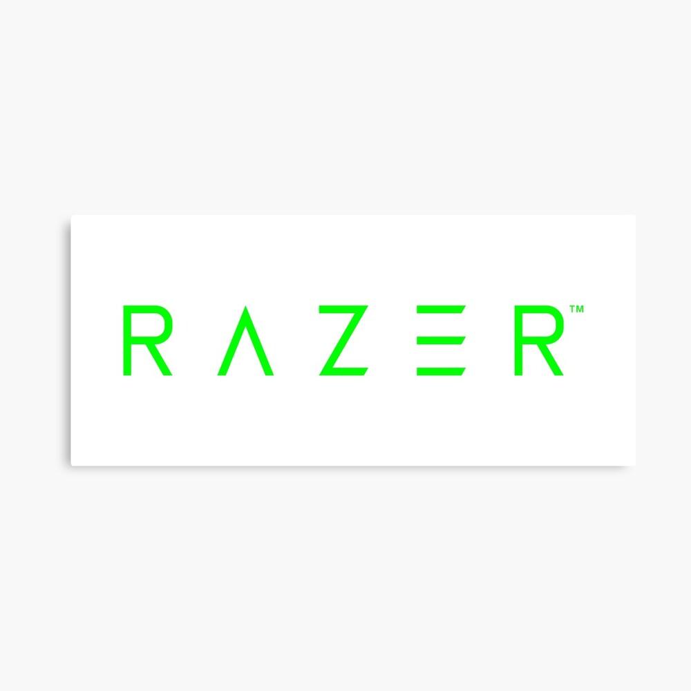 Razer Logo pc Design 2 Canvas Print