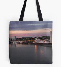 Dawn in Devonport. Tote Bag