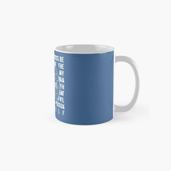 Cute Coffee Mug Gift Cup For Godfather Birth Day Baptism Gift From Heaven Above