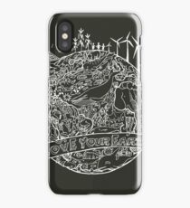Love Your Earth iPhone Case