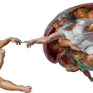 The creation of adam by tree-of-sorts