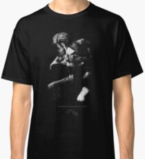 Saturn Devouring his Son-Goya-Painter,Mythological-Spain- Classic T-Shirt