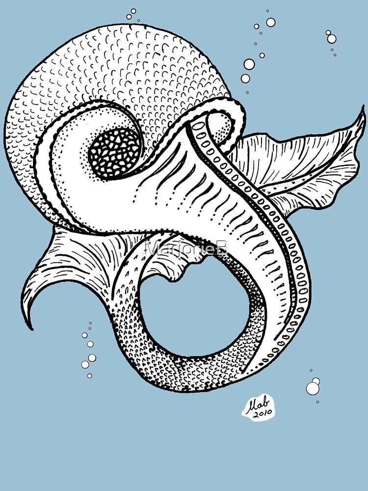 Odd Fish (Tee) by MarjorieB