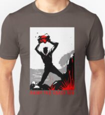 Paint the Grass Red... Unisex T-Shirt