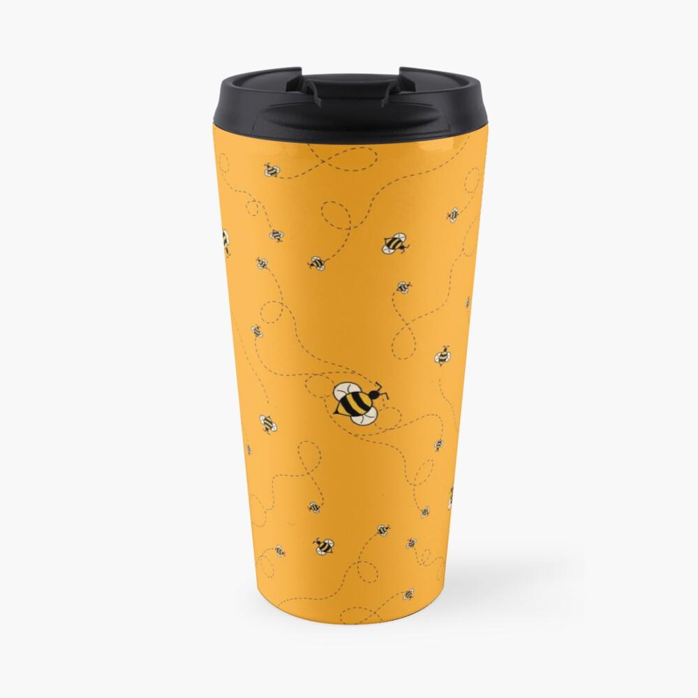 Busy as a Bee w/BG Travel Mug