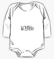 Hey Keith this is perfect for you One Piece - Long Sleeve